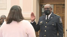 Racine swears in new police chief