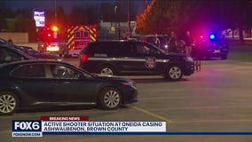 Witness account of active shooter incident at Oneida Casino