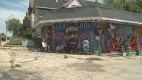 Milwaukee memorial event for George Floyd