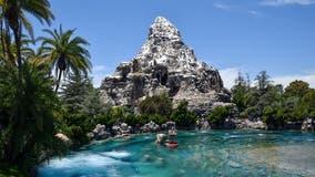 Disneyland's Matterhorn Bobsleds in repair until July