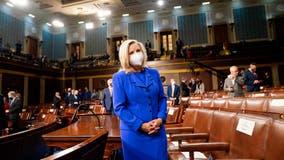 'We must speak the truth': Rep. Liz Cheney rebukes Trump, GOP from House floor