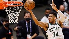 Bucks' Antetokounmpo All-NBA First Team for 3rd straight season