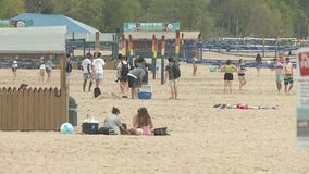 Milwaukee County beaches: No lifeguards; McKinley Beach to be closed