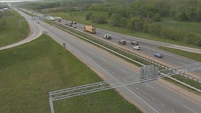 Car hits motorcyclist on Interstate 41; driver suspected of OWI