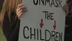 Mequon parents protest mask rules