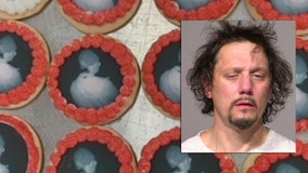 Milwaukee bakery burglary: Suspect charged, likeness seen on cookies