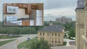 Milwaukee VA housing, Civil War buildings restored