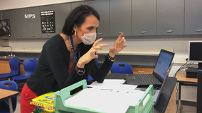 MPS Teacher of the Year goes above and beyond during COVID