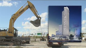 Milwaukee Couture high-rise construction starts