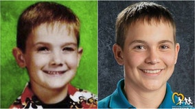 New age-progression image of Timmothy Pitzen released 10 years after disappearance