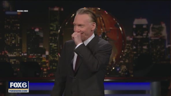 Taping of Bill Maher canceled, Gino has the scoop