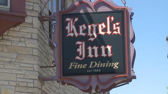 Kegel's Inn receives national grant for historic restaurants