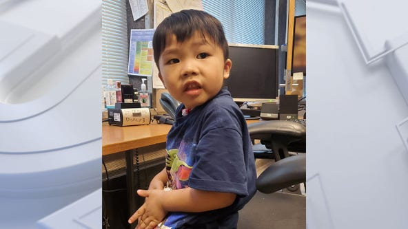Boy found near 32nd and Lisbon, reunited with family