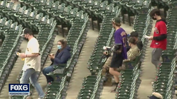 Brewers capacity 50% for 1st time