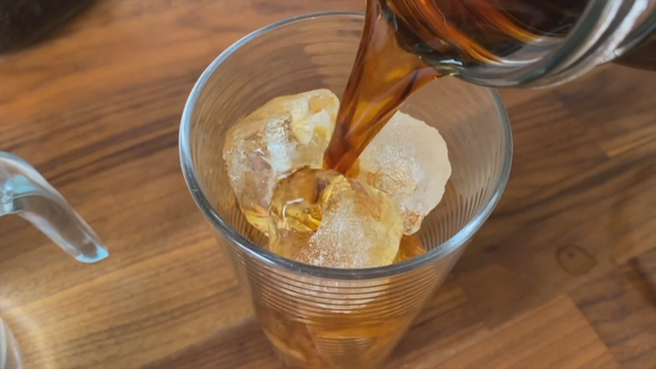 Cold-brew coffee without fancy gadgets