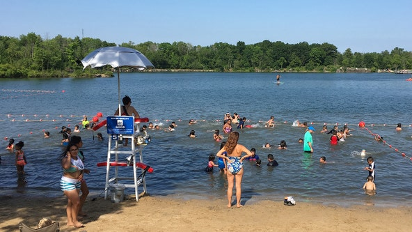 Waukesha County beach swimming season kicks off May 28
