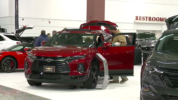 Milwaukee Car Show welcomes enthusiasts after year off