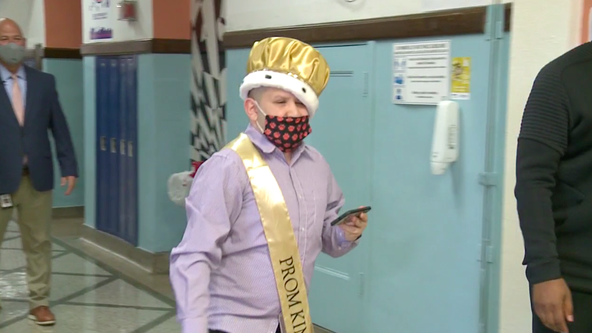 Racine prom king known for impact on others