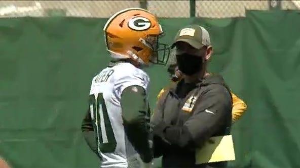 Packers rookie camp starts; LaFleur applauds 'energy'