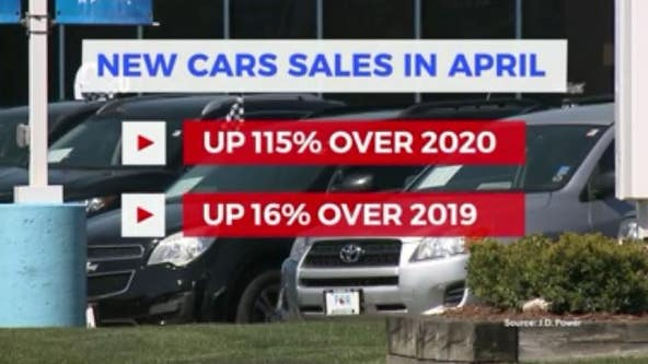Wisconsin new, used car prices are high, inventory is low