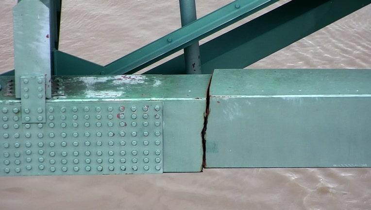 Memphis Bridge Closed After Inspectors Find Crack