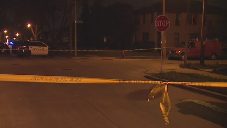 Shooting near 53rd and Vienna in Milwaukee