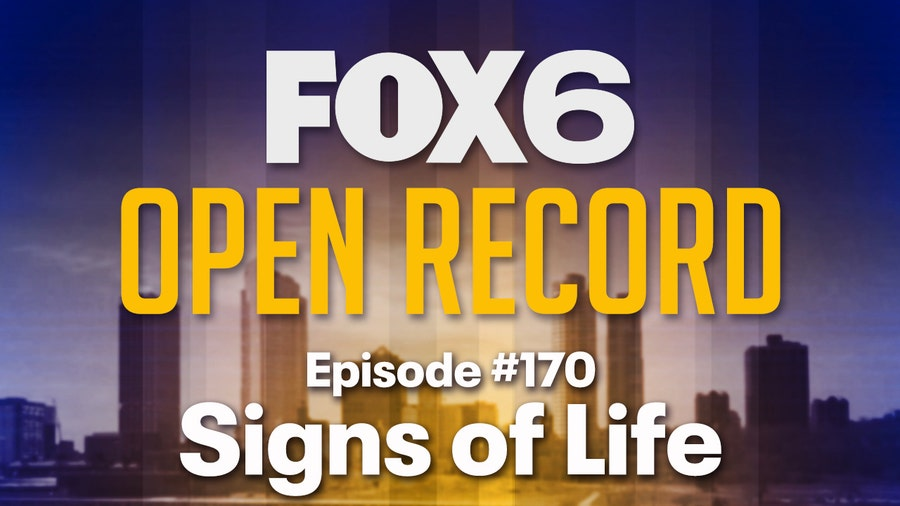Open Record: Signs of life