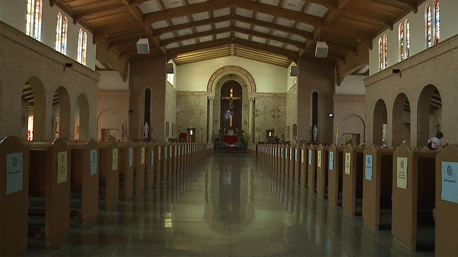 St. Monica Catholic Church in Whitefish Bay