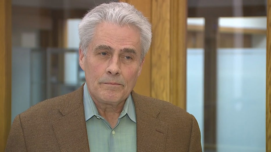 Alderman Robert Bauman