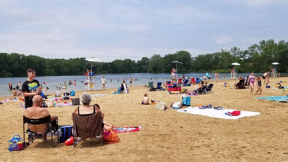 Fox Brook Beach