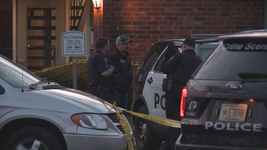 Homicide investigation on Kenosha's south side