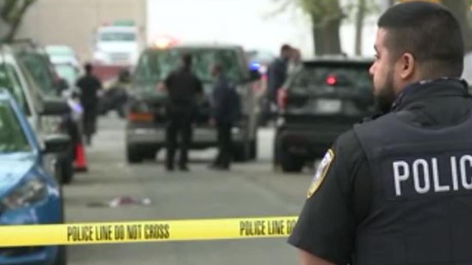 Fatal shooting near 52nd and Wright