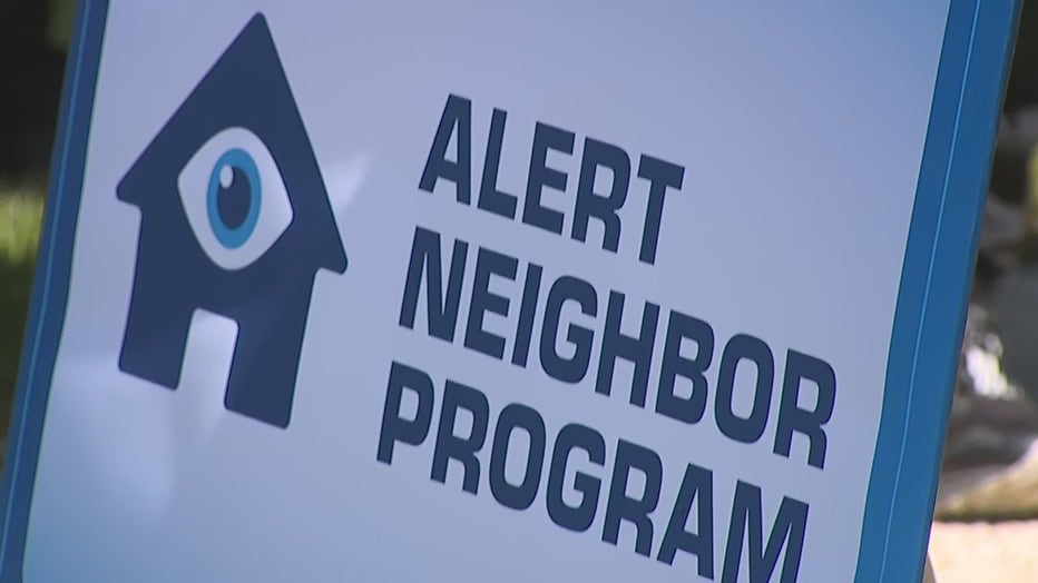 Alert Neighbor Program