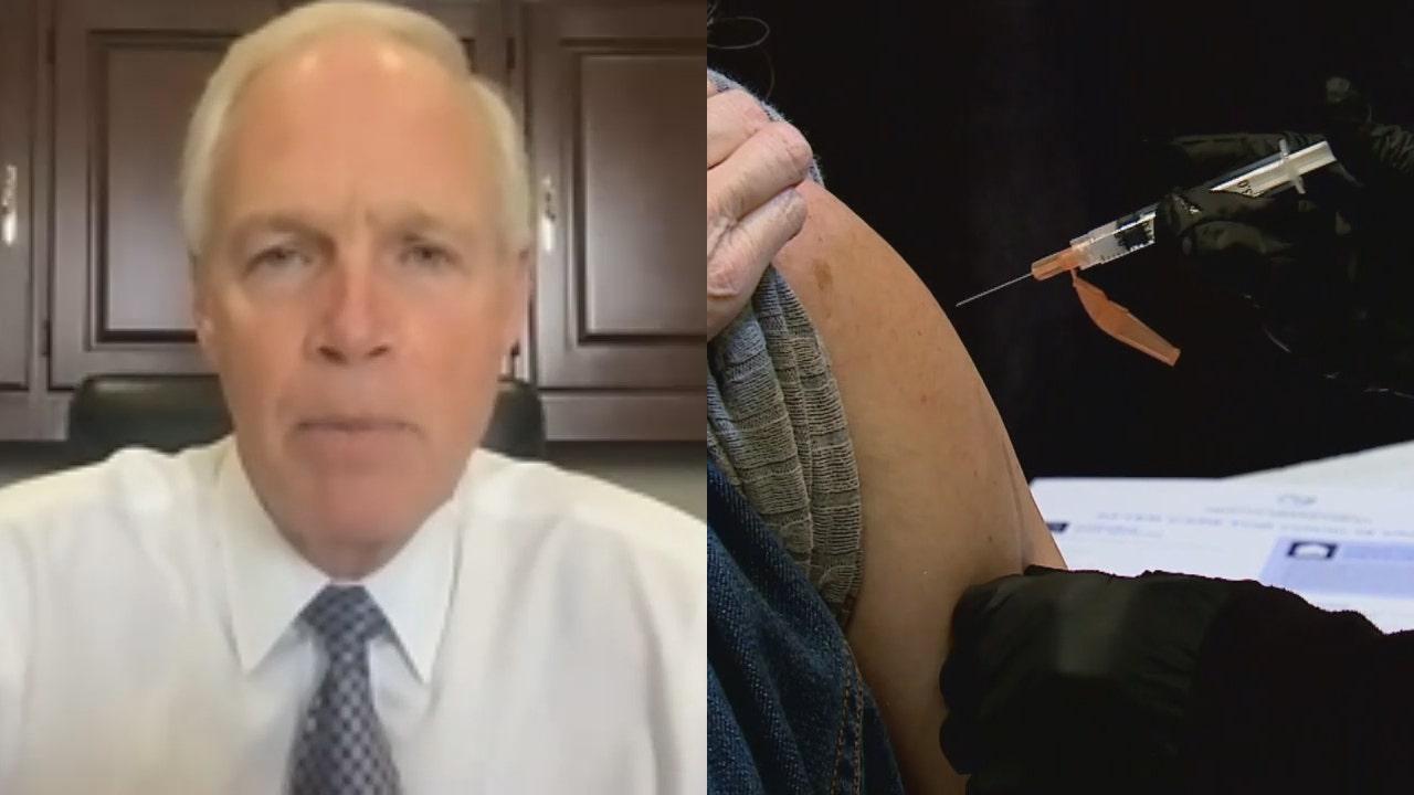 COVID vaccine safety: Sen. Johnson hosting Milwaukee event