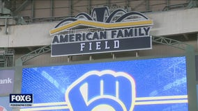 American Family Field workers prepare for full capacity