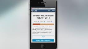 Massive backlog at IRS delaying tax refunds