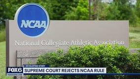 SCOTUS rules on NCAA