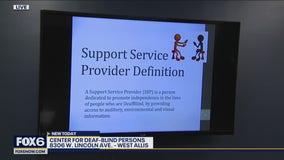 Center for Deaf-Blind Persons in West Allis