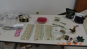 Mount Pleasant drug bust, man arrested
