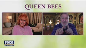Gino talks with acting legend about role in 'Queen Bees'