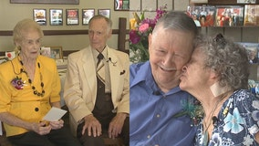 Wisconsin couples married 70+ years celebrate anniversaries