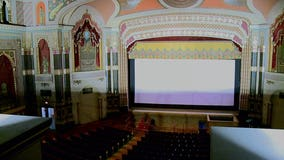 Oriental Theatre renovation sneak peek, movie palace turns 94