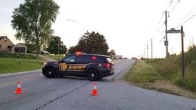 Sheboygan County crash; 3 injured, hospitalized