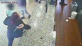 Video: Violent confrontation at Glendale Burger King ends in gunfire