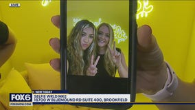 Do you like taking selfies? If you do, this spot is for you