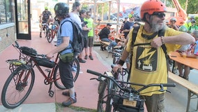 Wisconsin's COVID cycling boost; brewery event benefits nonprofit
