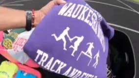 Waukesha coach's shirts off my back motivate runners
