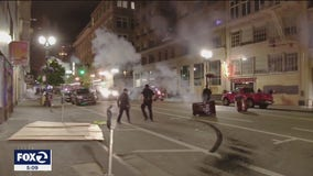Oakland police officers disciplined following deployment of tear gas at summer George Floyd protests