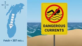 Rip current survival strategies after Racine drownings