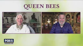 Gino talks with star-studded cast of 'Queen Bees'
